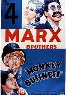 Os Quatro Batutas (Monkey Business)