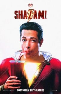 Shazam! - Poster / Capa / Cartaz - Oficial 1