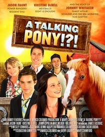 A Talking Pony!?!  - Poster / Capa / Cartaz - Oficial 1