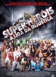 Super-Heróis - A Liga da Injustiça - Poster / Capa / Cartaz - Oficial 1