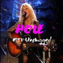 Hole MTV Unplugged  - Poster / Capa / Cartaz - Oficial 3