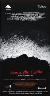 Operação Diabo - Poster / Capa / Cartaz - Oficial 1