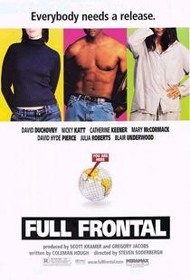 Full Frontal - Poster / Capa / Cartaz - Oficial 1