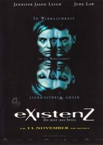 eXistenZ - Poster / Capa / Cartaz - Oficial 3