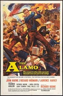 O Álamo - Poster / Capa / Cartaz - Oficial 1