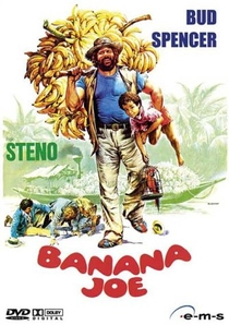 Banana Joe - Poster / Capa / Cartaz - Oficial 1