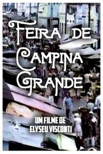 FEIRA DE CAMPINA GRANDE - Poster / Capa / Cartaz - Oficial 1
