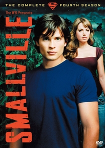 Smallville: As Aventuras do Superboy (4ª Temporada) - Poster / Capa / Cartaz - Oficial 1