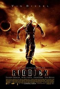 A Batalha de Riddick - Poster / Capa / Cartaz - Oficial 3