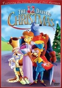 Os 12 Dias de Natal - Poster / Capa / Cartaz - Oficial 1
