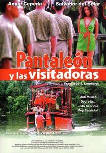 Pantaleão e as Visitadoras - Poster / Capa / Cartaz - Oficial 3