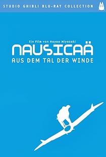Nausicaä do Vale do Vento - Poster / Capa / Cartaz - Oficial 37