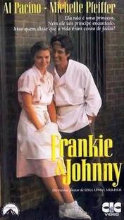Frankie & Johnny - Poster / Capa / Cartaz - Oficial 3