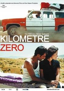 Quilômetro Zero - Poster / Capa / Cartaz - Oficial 3