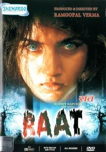 Raat - Poster / Capa / Cartaz - Oficial 1