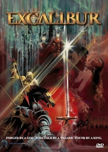 Excalibur - Poster / Capa / Cartaz - Oficial 1