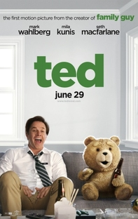 Ted - Poster / Capa / Cartaz - Oficial 1