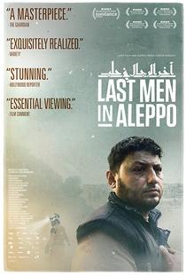 Últimos Homens em Aleppo - Poster / Capa / Cartaz - Oficial 2