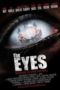 The Eyes - Poster / Capa / Cartaz - Oficial 1