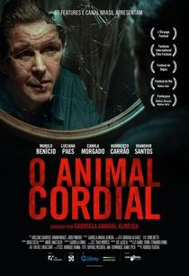 O Animal Cordial - Poster / Capa / Cartaz - Oficial 2
