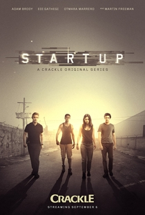 Startup (1ª Temporada) - Poster / Capa / Cartaz - Oficial 1