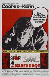 A Tortura da Suspeita - Poster / Capa / Cartaz - Oficial 2