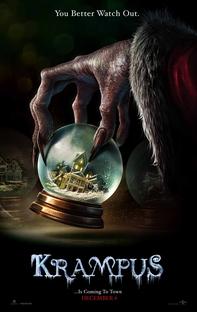 Krampus: O Terror do Natal - Poster / Capa / Cartaz - Oficial 3