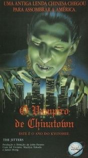 O Vampiro de Chinatown - Poster / Capa / Cartaz - Oficial 2