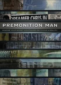 O Homem das Premonições - Poster / Capa / Cartaz - Oficial 1