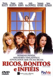 Ricos, Bonitos e Infiéis - Poster / Capa / Cartaz - Oficial 5