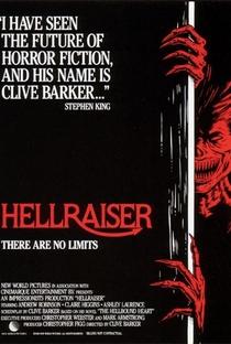 Hellraiser: Renascido do Inferno - Poster / Capa / Cartaz - Oficial 2