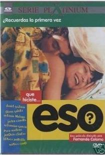 Eso - Poster / Capa / Cartaz - Oficial 1