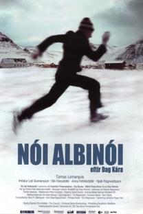 Nói, O Albino - Poster / Capa / Cartaz - Oficial 2