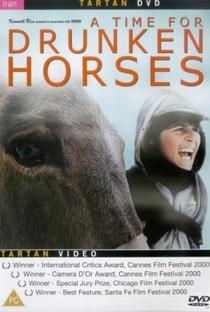 Tempo de Cavalos Bêbados - Poster / Capa / Cartaz - Oficial 6