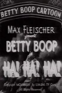 Betty Boop em HA! HA! HA! - Poster / Capa / Cartaz - Oficial 1