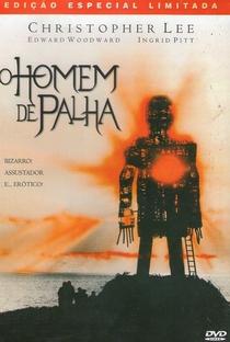 O Homem de Palha - Poster / Capa / Cartaz - Oficial 3