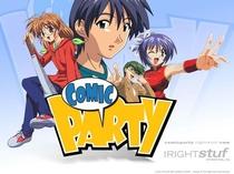 Comic Party - Poster / Capa / Cartaz - Oficial 1