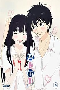 Kimi ni Todoke (2ª Temporada) - Poster / Capa / Cartaz - Oficial 2