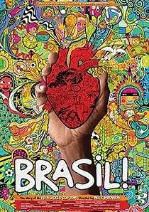 Brasil! Histórias da Copa do Mundo de 2014 - Poster / Capa / Cartaz - Oficial 1