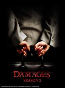 Damages (2ª Temporada) - Poster / Capa / Cartaz - Oficial 2