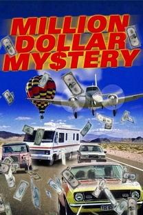 O Mistério de Milhões de Dólares - Poster / Capa / Cartaz - Oficial 3
