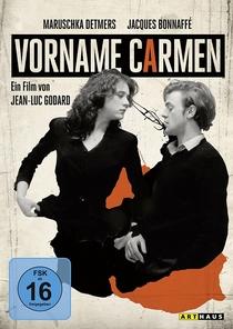 Carmen de Godard - Poster / Capa / Cartaz - Oficial 1