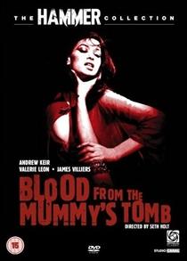 Sangue no Sarcófago da Múmia - Poster / Capa / Cartaz - Oficial 3