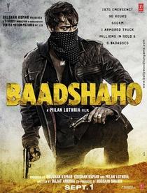 Baadshaho - Poster / Capa / Cartaz - Oficial 5