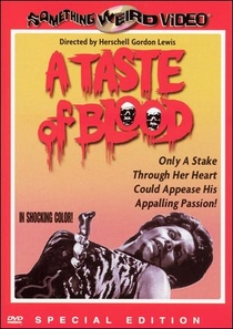 A Taste of Blood - Poster / Capa / Cartaz - Oficial 2