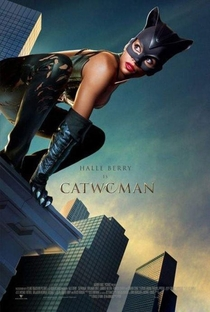Mulher-Gato - Poster / Capa / Cartaz - Oficial 4