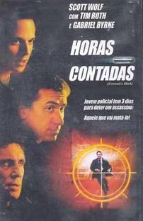 Horas Contadas - Poster / Capa / Cartaz - Oficial 2