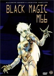 Black Magic M-66 - Poster / Capa / Cartaz - Oficial 1