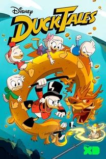 DuckTales (Season 03) - Poster / Capa / Cartaz - Oficial 1