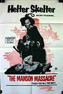 The Manson Massacre - Poster / Capa / Cartaz - Oficial 1